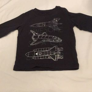 """Carter's """"Awesome Space Explorer"""" shirt"""